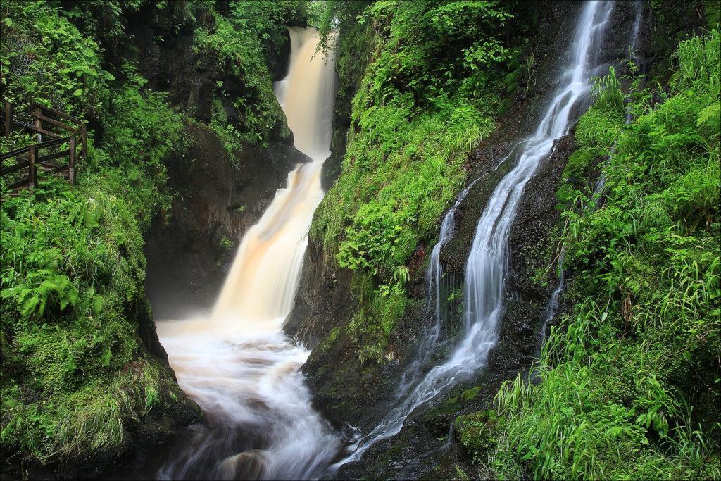 glenariff forest park, weekend in antrim, northern ireland guide