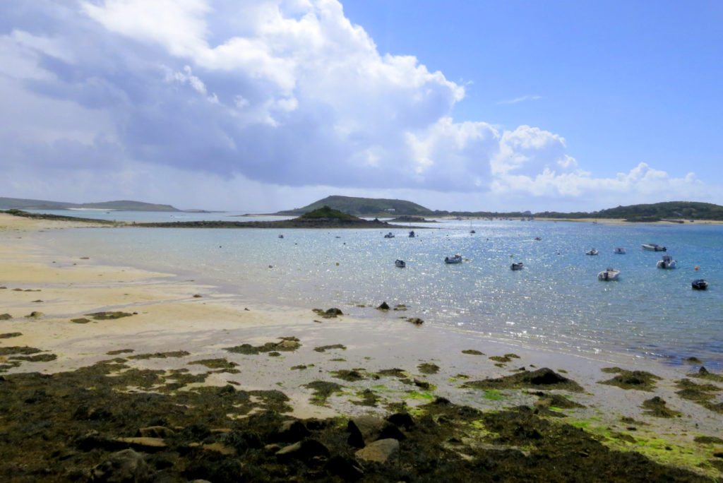 UK winter staycation, isel of scilly