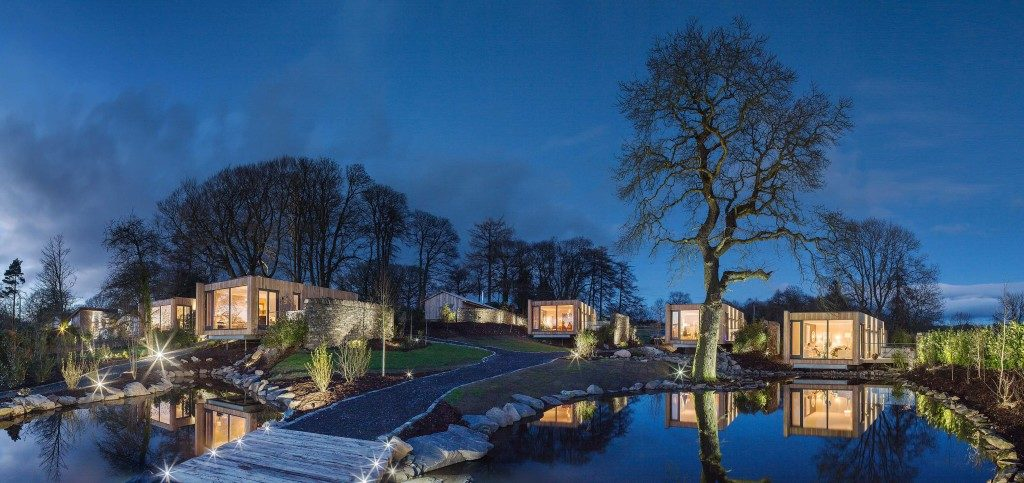 uk winter staycation, lake district spa hotel