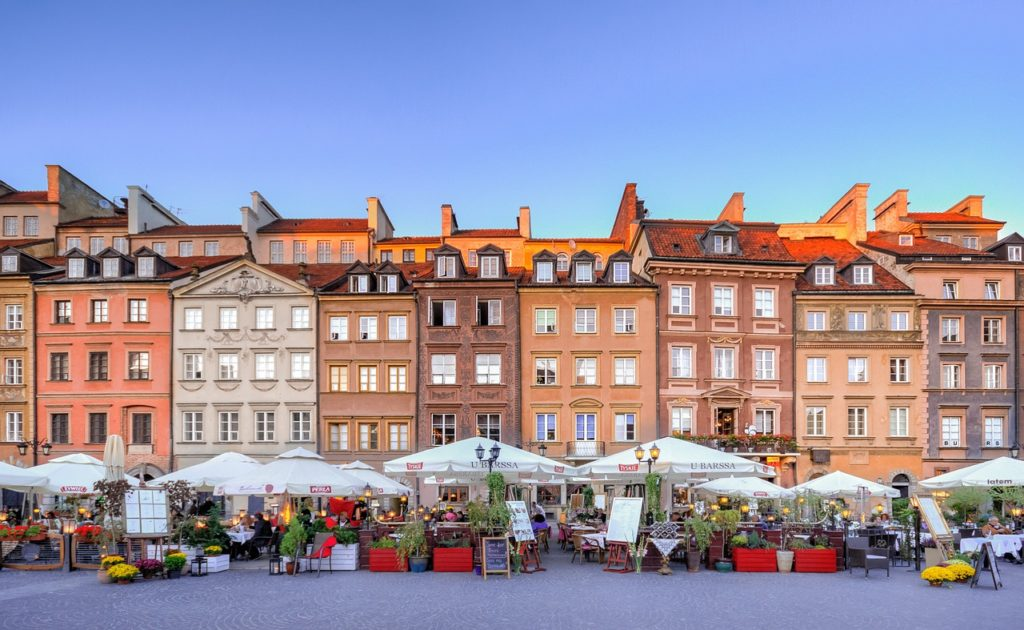city photography, warsaw poland, photography tips