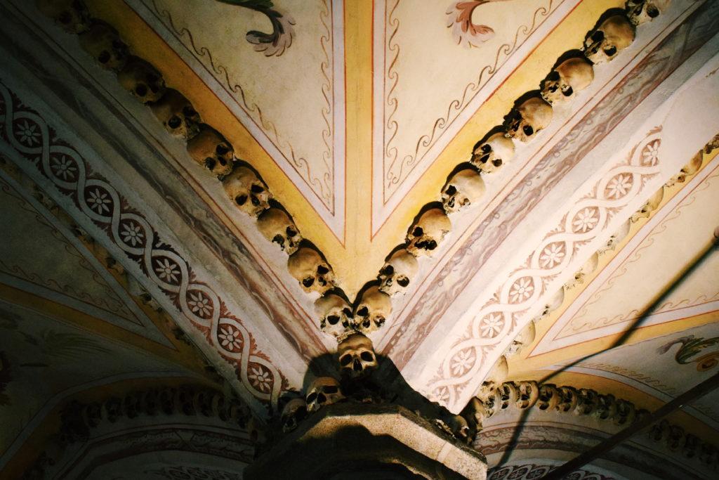 Évora chapel of bones, evora alentejo