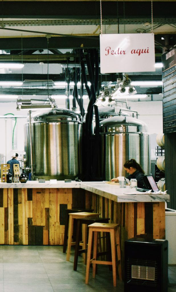 craft beer lisbon, lisbon brewery