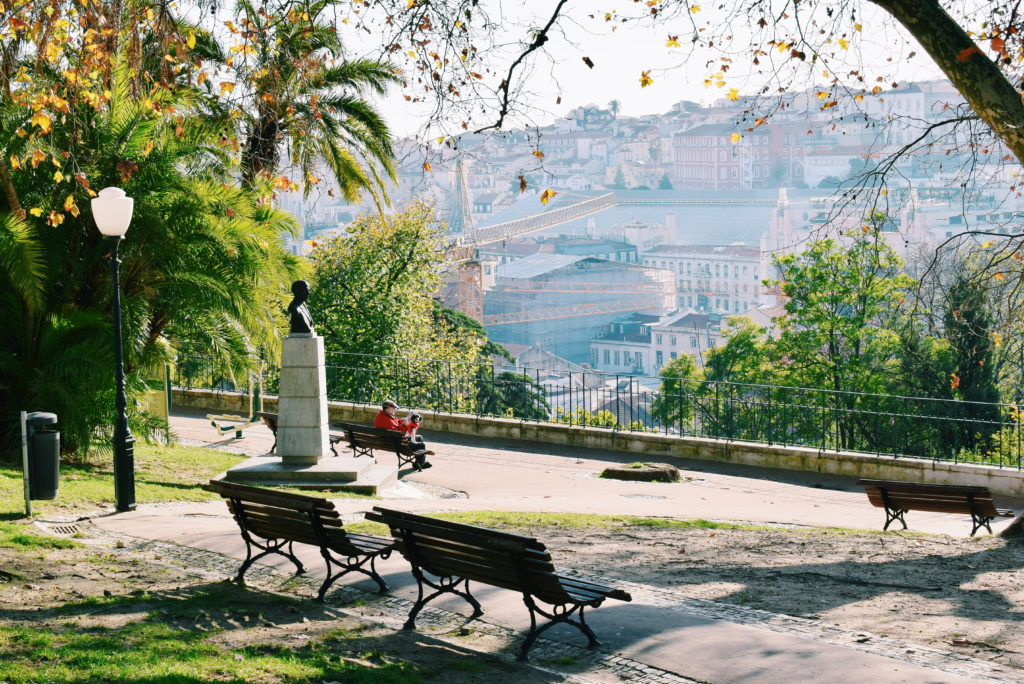 things to do in lisbon, lisbon parks, lisbon guide