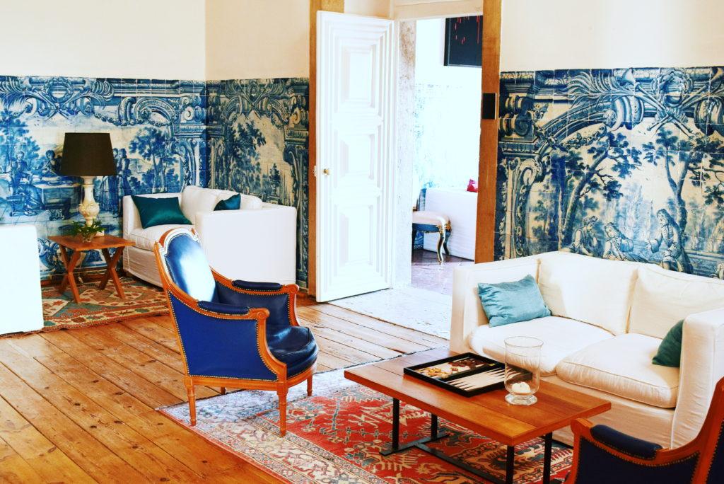 hotel in lisbon, palacio belmonte, lisbon luxury