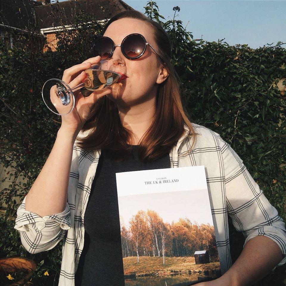 a year in the uk & ireland, travel magazine
