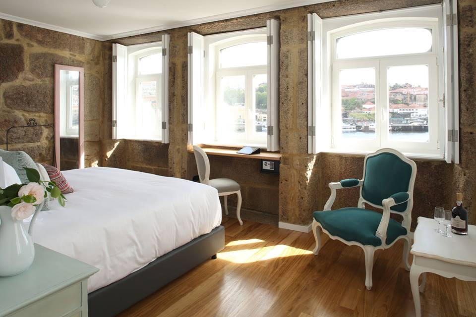 where to sty in Porto, porto hotels, porto accommodation