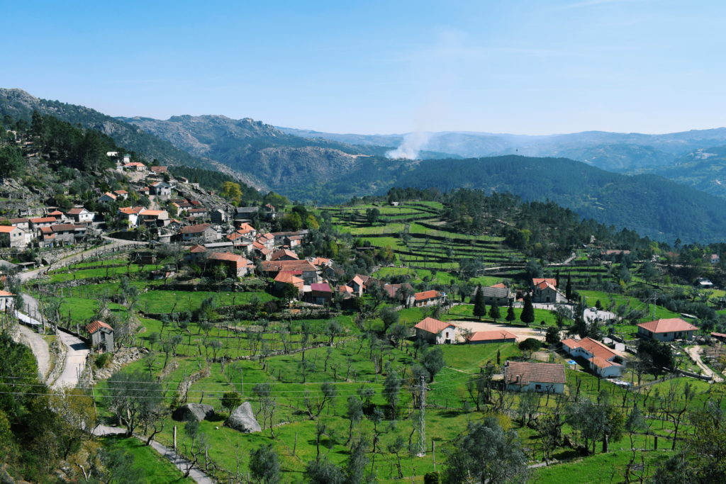 visiting Peneda-Gerês, Peneda-Gerês villages