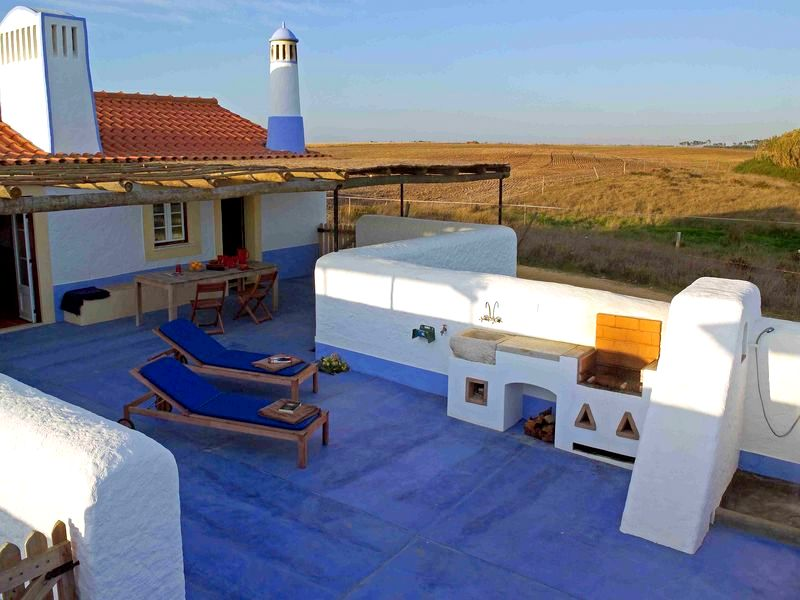 alentejo hotels, where to stay in the alentejo, zambujeira hotels