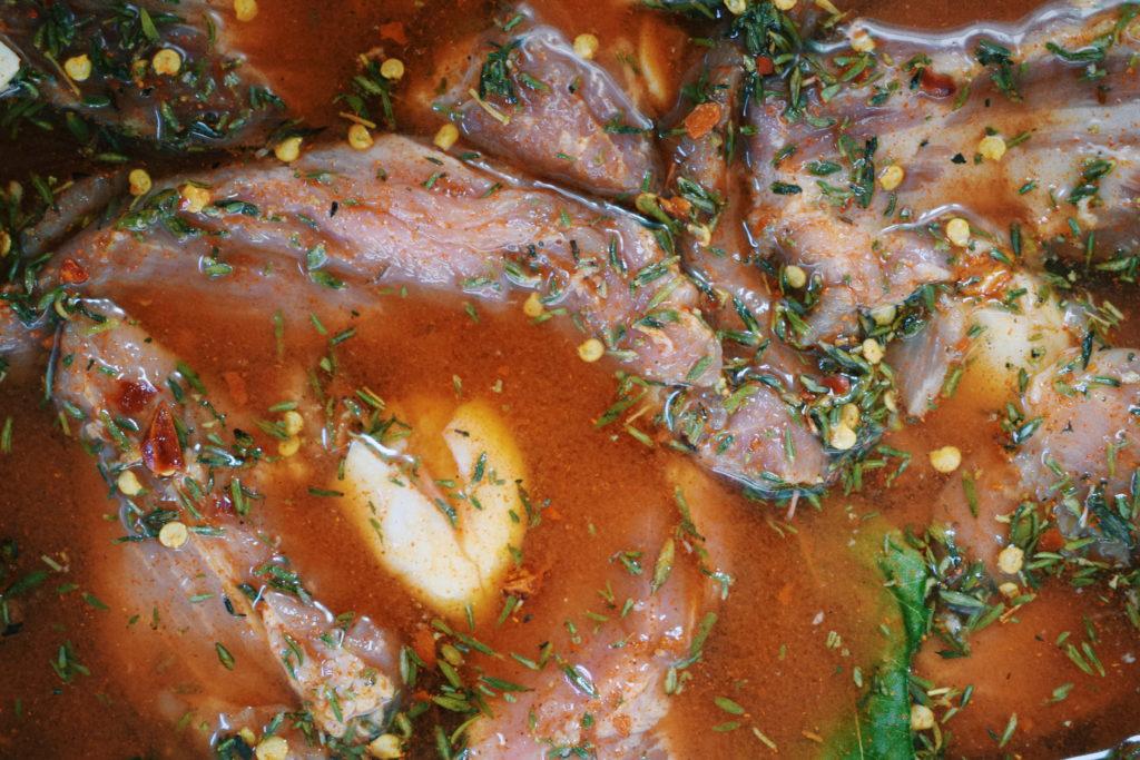 wine and garlic pork, portuguese food, portuguese recipes, portuguese cooking