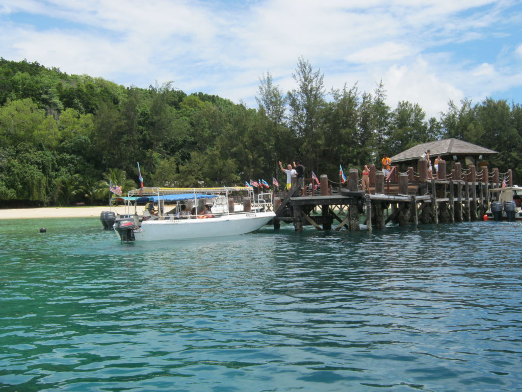 manukan island borneo, visit the azores