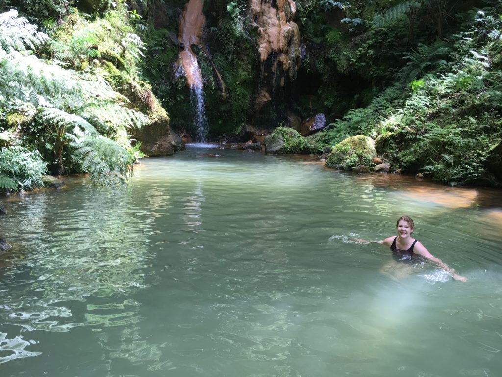 visit the azores, azores swimming
